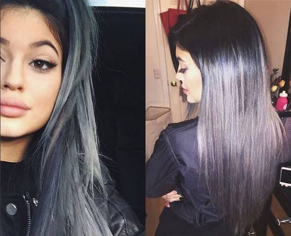 Părul Gri Este 238 N Tendințe 238 N Această Primăvara Tendinte