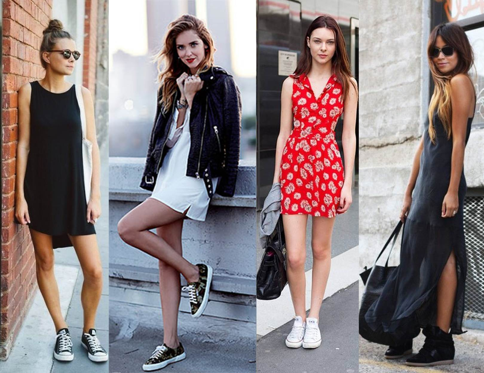 Купить Платье Под Кеды