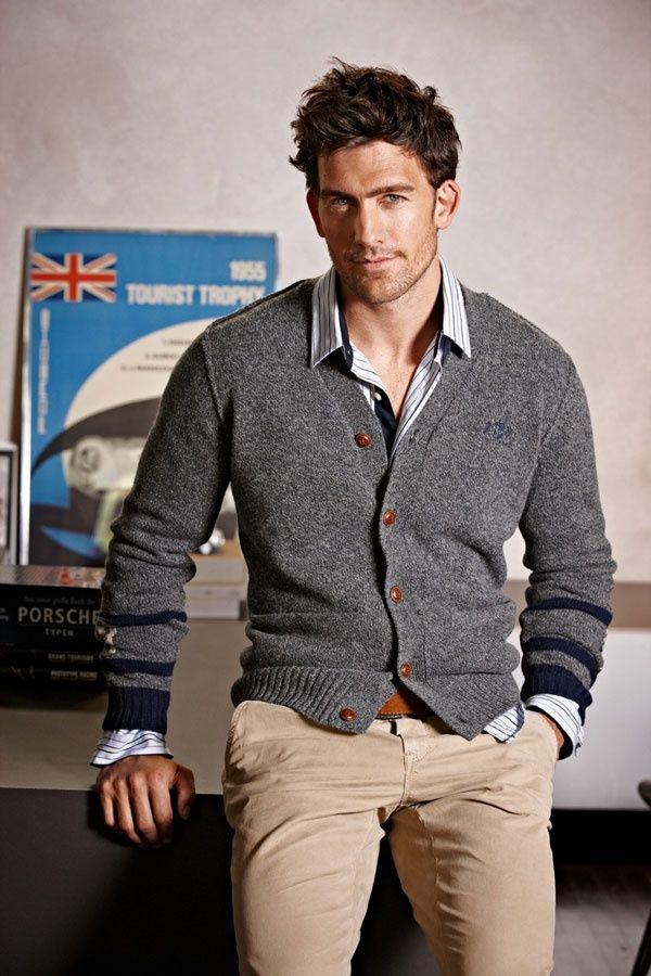 pulover cardigan