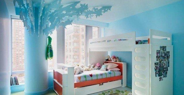 culori camera copii