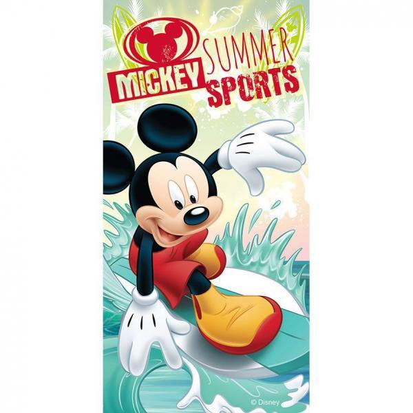 prosop-de-plaja-pentru-copii-disney-mickey-mouse-summer-sports-ewa15001-altii