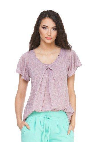 bluza-roz-din-jerse-cu-maneca-scurta-cv165-ama-fashion