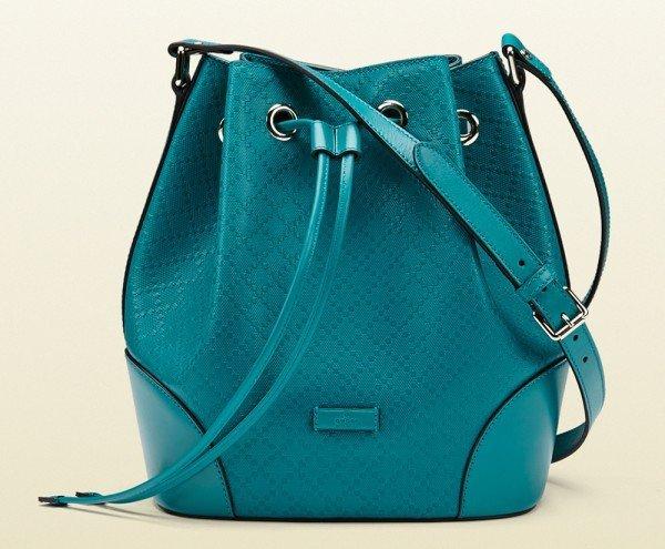 Gucci-Bright-Diamante-Leather-Bucket-Bag