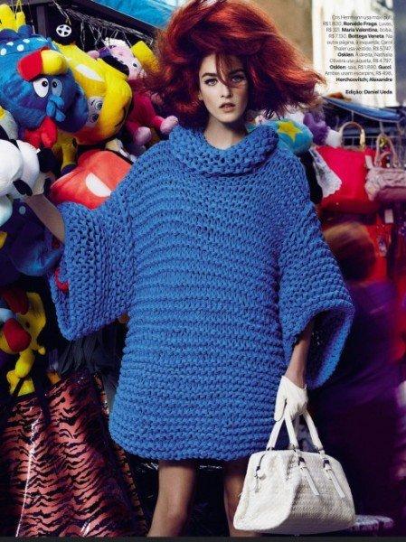 rochia pulover ce se poarta