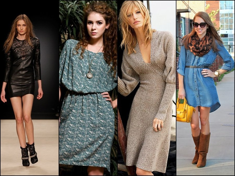 rochii toamna 2014