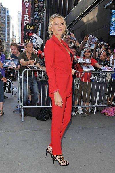 BuzzFoto Celebrity Sightings In New York - June 27, 2012