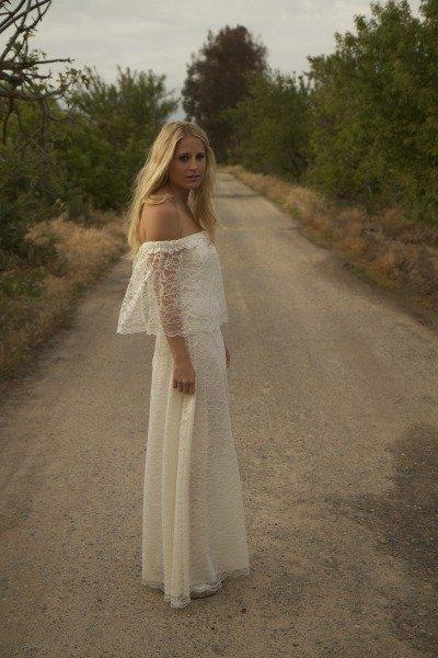 rochie de mireasa atipica 4