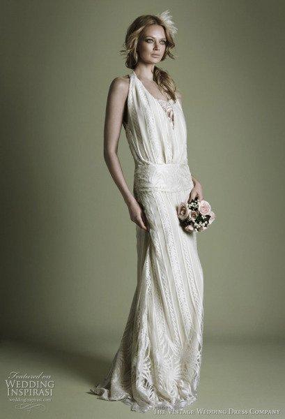 rochie de mireasa atipica 5