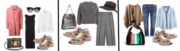 cum sa combini sneakersii