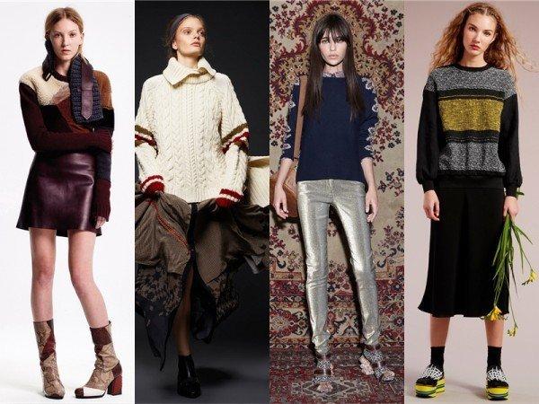 pulover la moda femei