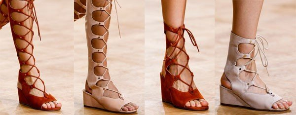 sandale versace