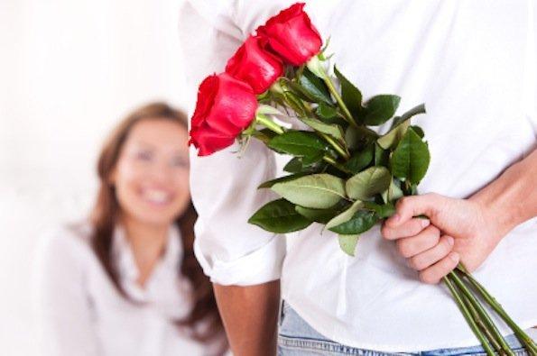 flori pentru ea