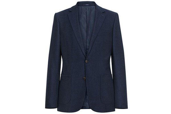 Reiss Muller B Fleck Weave  blazer