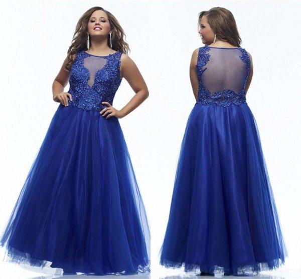 rochii pentru femei plinute2