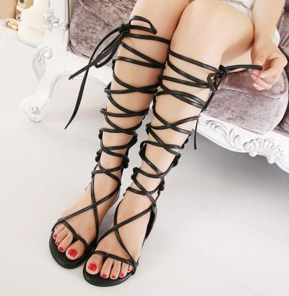 sandale gladiator 1
