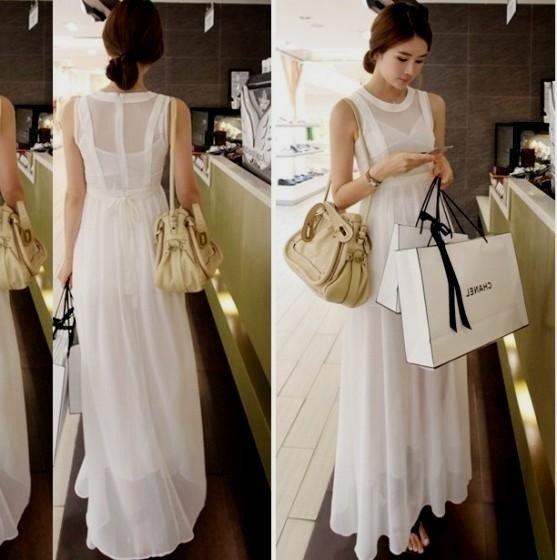 rochii alb negru 2015 4