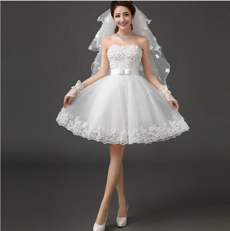 rochie de mireasa scurta4