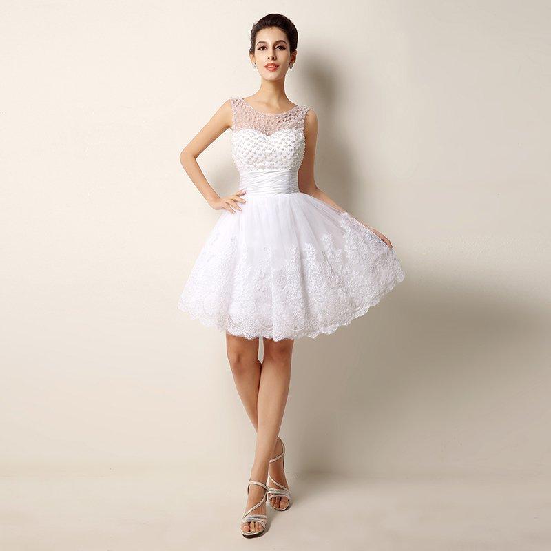 rochie de mireasa scurta6