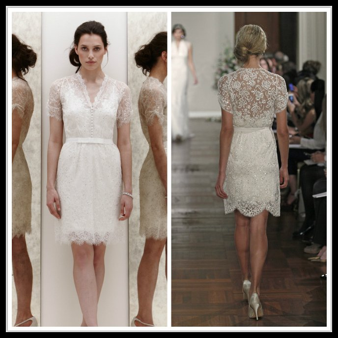 rochie de mireasa scurta7