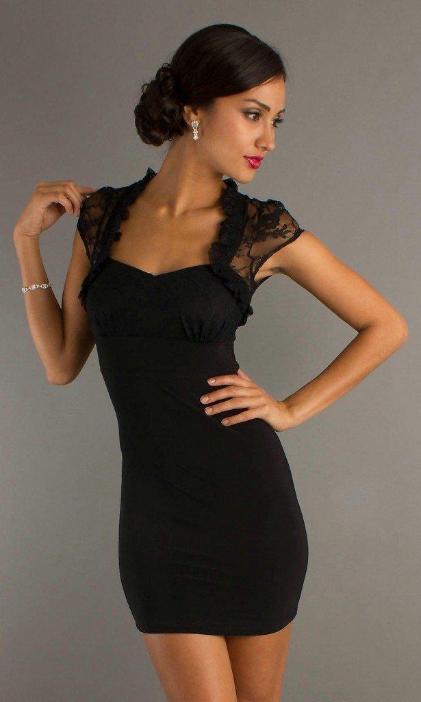 rochie neagra clasica3