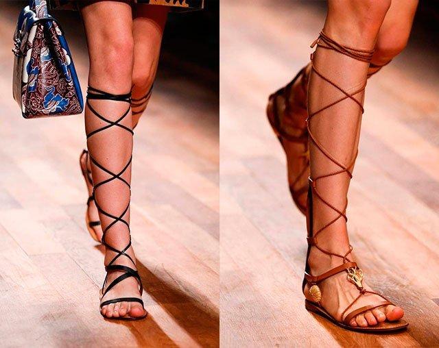sandale talpa joasa
