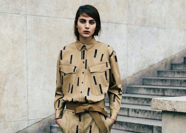 stilul militar pentru femei4