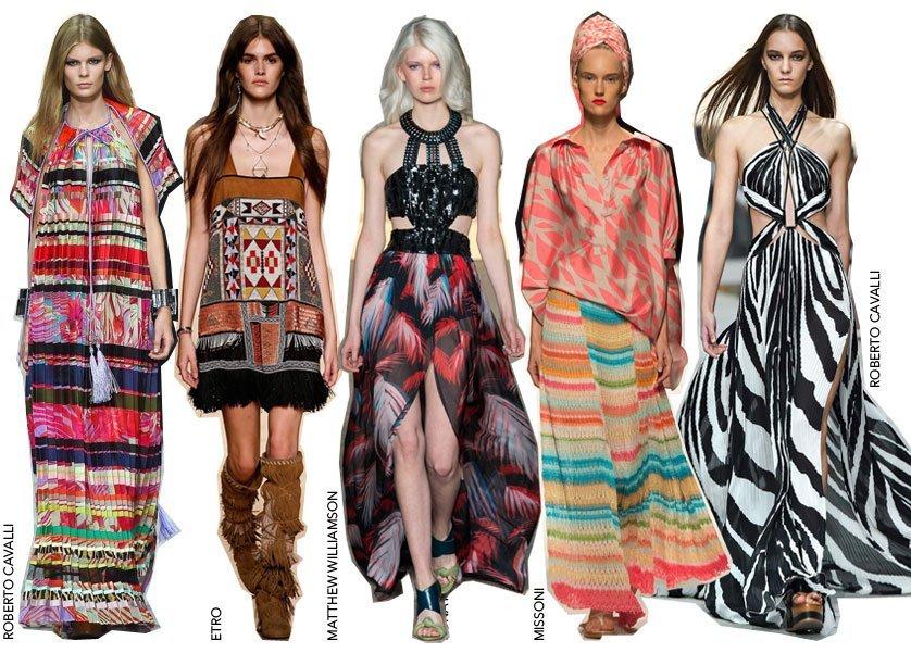 cum sa porti stilul tribal