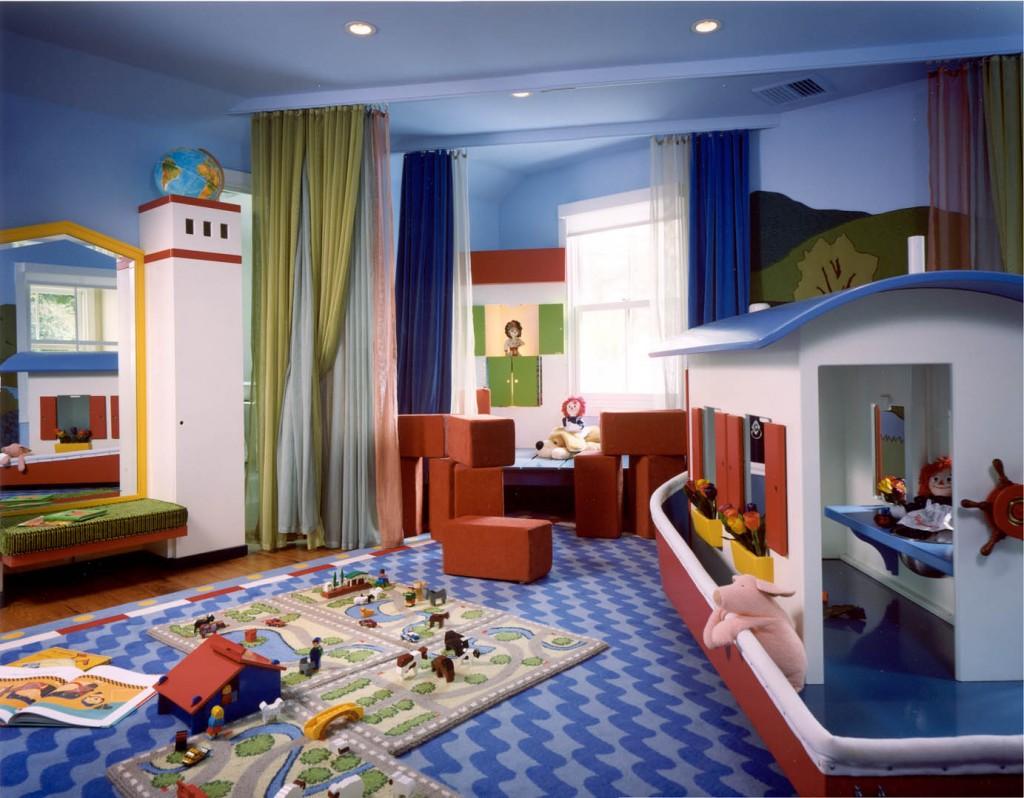 cum sa decorezi camera copilului
