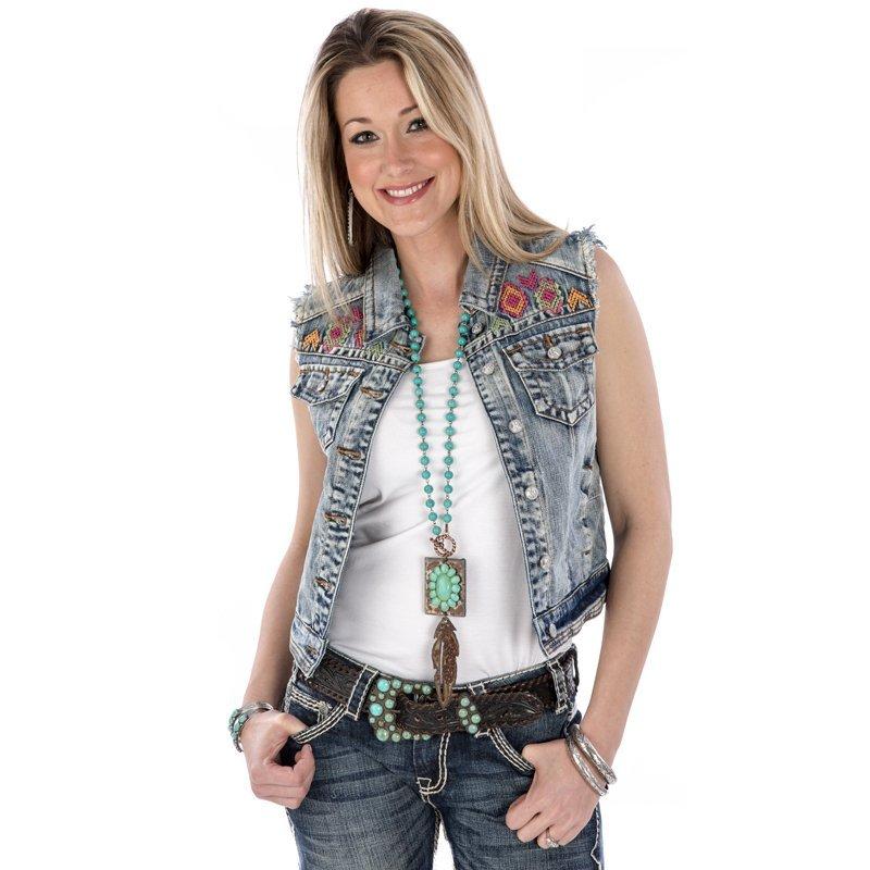 rock n roll vest