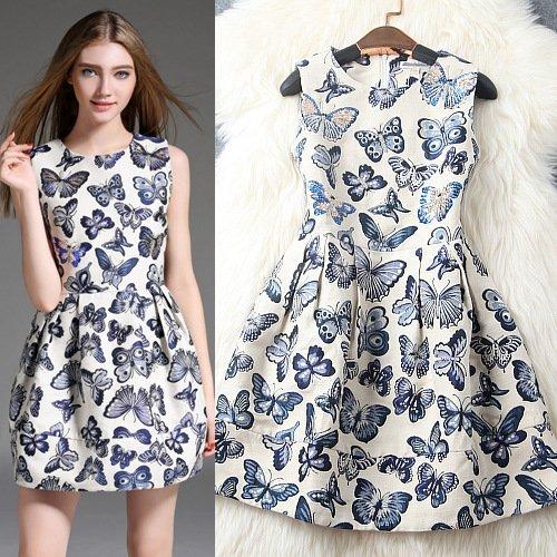 rochie fluture1