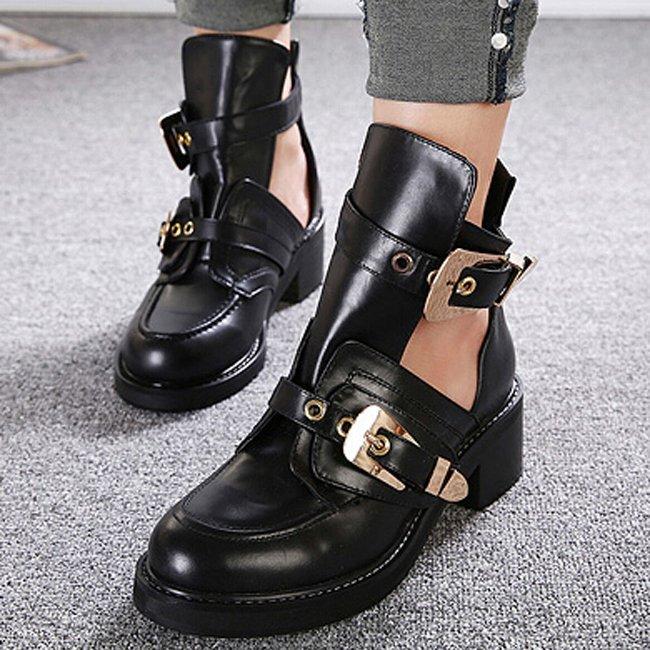 Cum să porți o pereche de cizme joase4