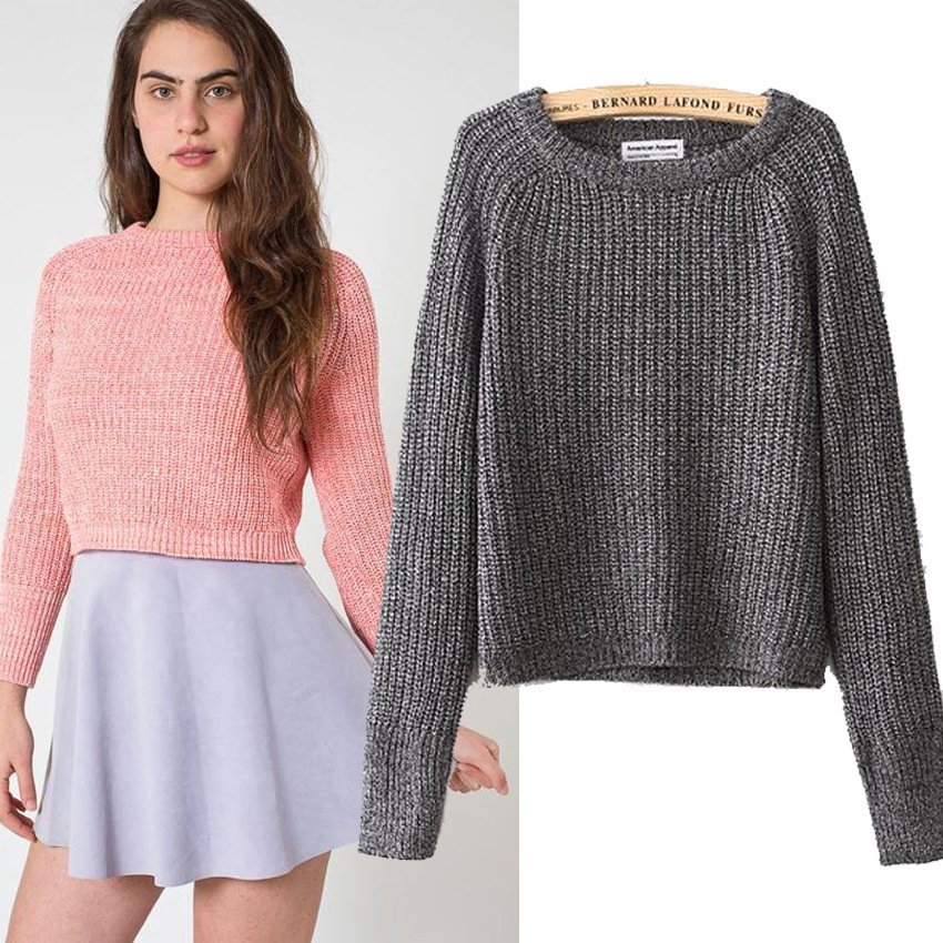 Tendințe pulovere 2015