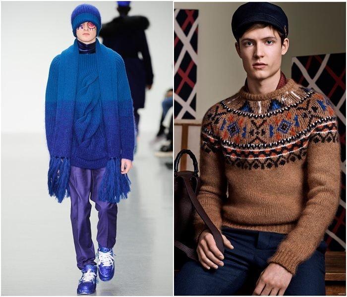 3 modele de pulovere la modă și în 20162