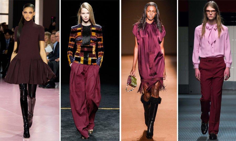 Culori la modă în această toamnă2