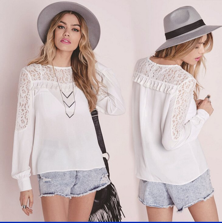 Ghid de stil bluza transparentă