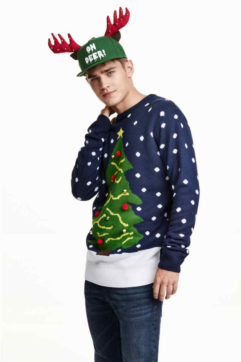 pulover de craciun