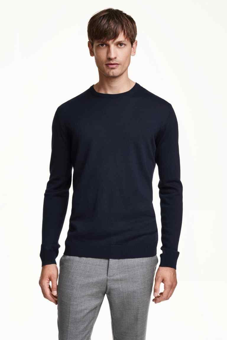 pulover lana merinos