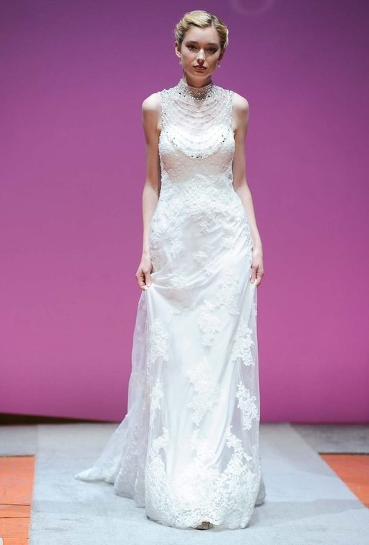 rochie mireasa alfred angelo