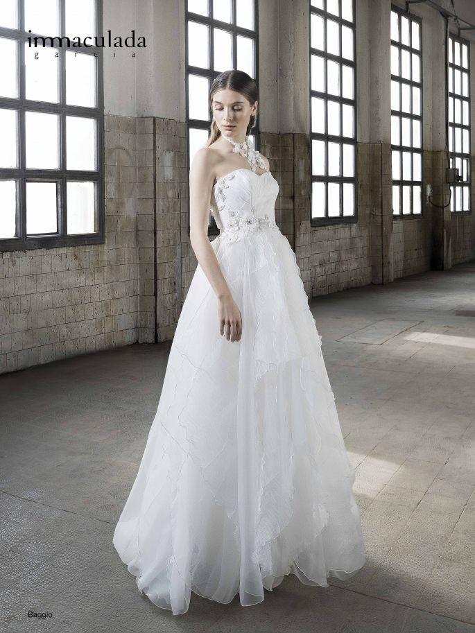 rochie mireasa immaculada garcia