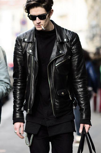 stil negru