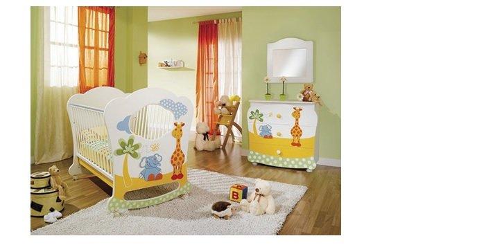 camera bebe cu animatii