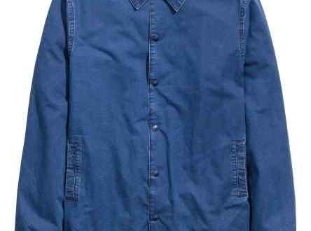 jacheta camasa denim
