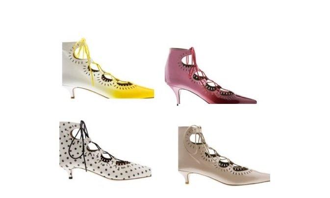 pantofi stil anii 20 2016