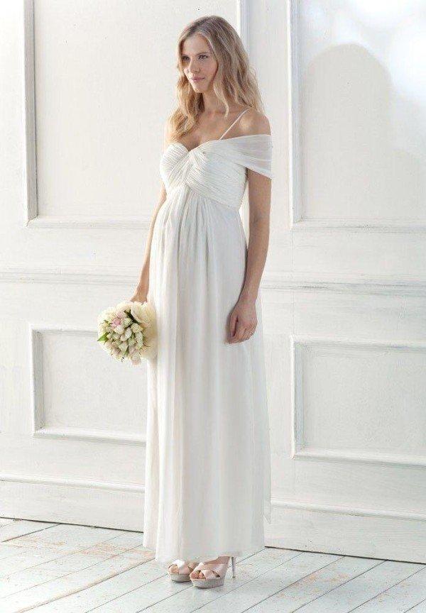 rochie mireasa 2016 gravide