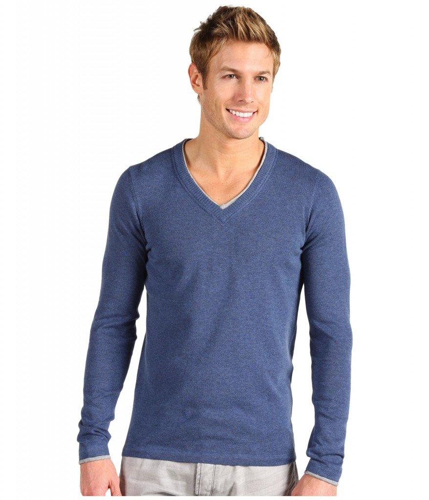 pulover cu anchior