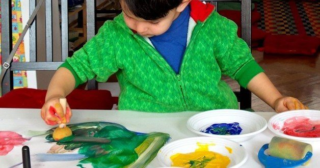 activitati creative copii