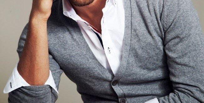 combinare pulovere barbati