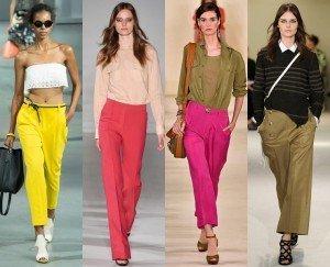 modele pantaloni