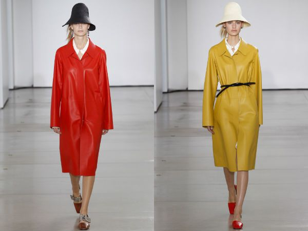 modele trench