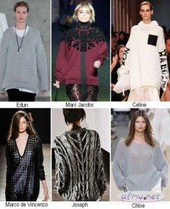 pulovere la moda